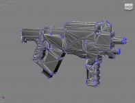 M-12 Locust SMG