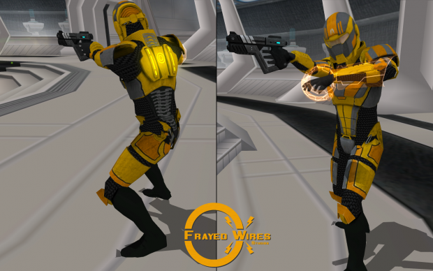 Redone Alliance Textures - Engineer