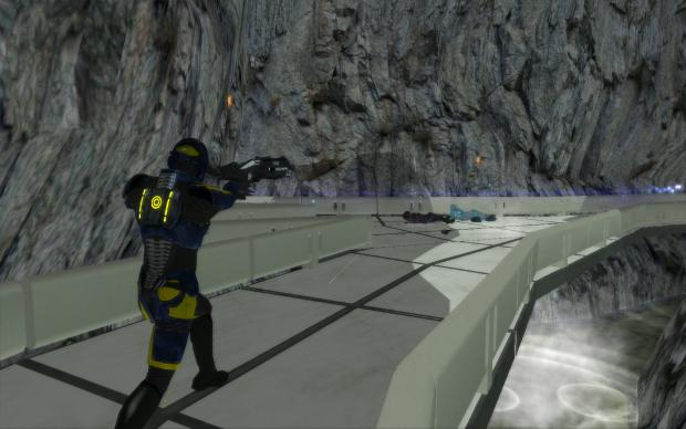 New Alliance Marine Textures Image Mass Effect