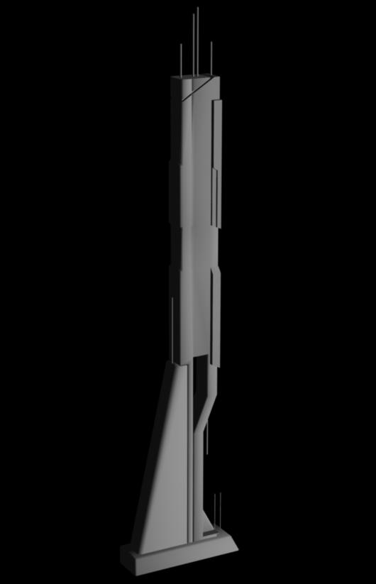 Eden Prime Tower