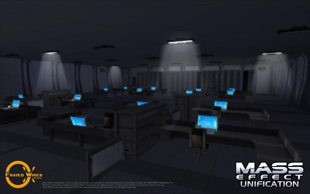 Europa: Sublevel 0 - Management Center