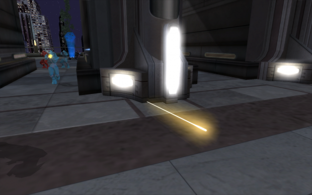 New lasers! :O
