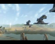 Sith gunship