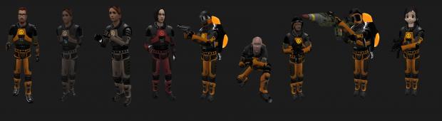 Sweet Half-Life Update. I'm not dead people.
