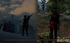Demon Hunter Armor - Scout
