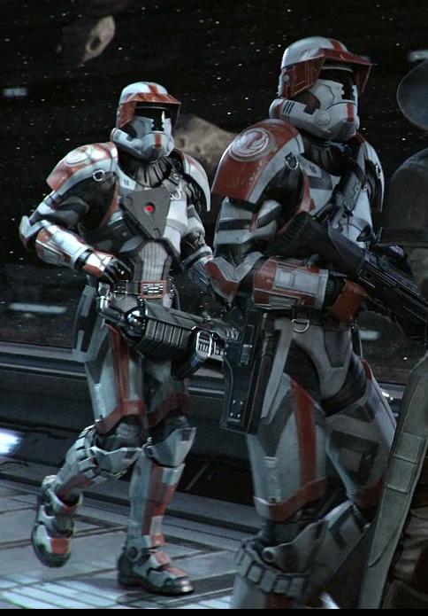 Graphics Fix video - Star Wars Republic …