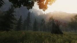 Isengard area (Wizard's Vale)