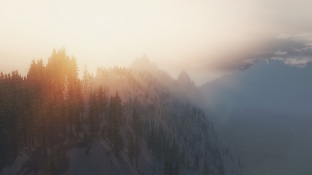 Rohan/White Mountains screenshots