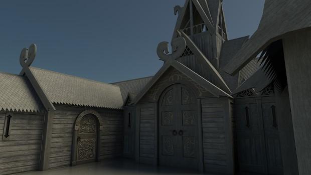 Edoras stables