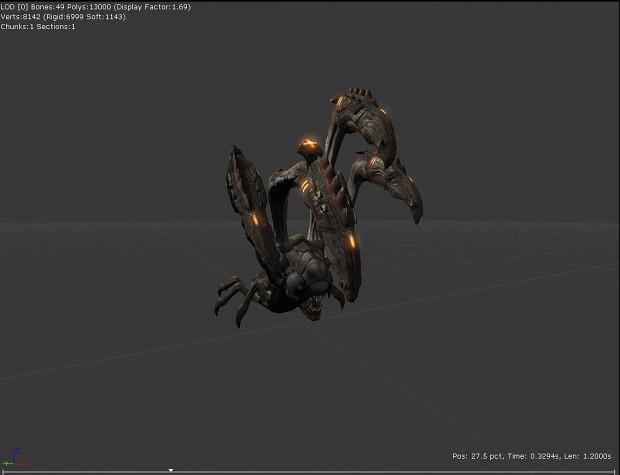 Corpser Larva