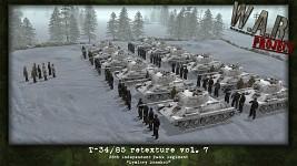 T-34-85 retexture vol. 7