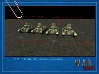 T-34/76 tanks
