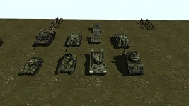 New Smolensk Skirmish reinforcements