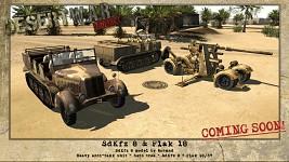SdKfz 8 & Flak 18/37