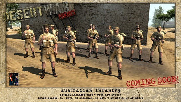 Australian Infantry