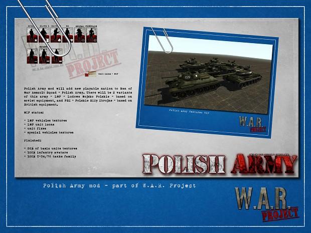 Polish Army mod