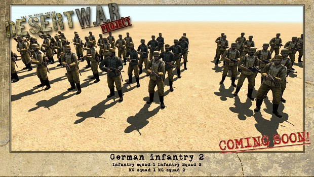DAK Infantry - final version