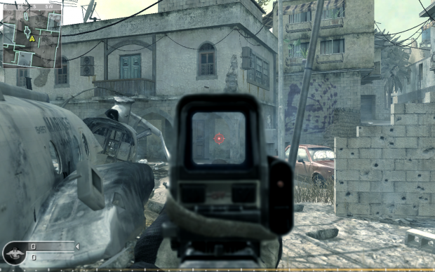 homefront m4-holo ads