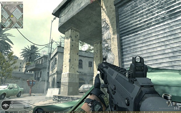 Mw2 Acr anyone?
