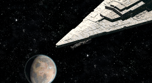 Expanding Fronts - Imperial Star Destroyer