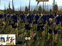 The Great Northern war mod Screenshots