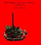 Warhammer Platform bunker expansion