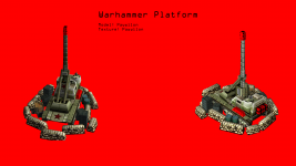 Type89H and Warhammer Platform