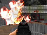 Barrel Explosion