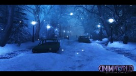 Snowfall (in-game)