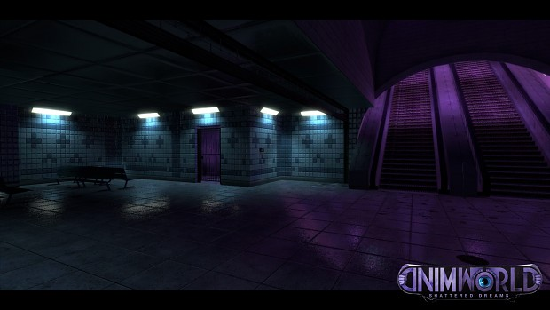 Transition Level - (in-game)