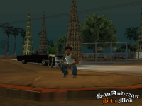 GTA San Andreas Beta
