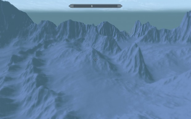 Heightmap Demonstration (colors missing)