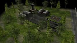 SCO airfield
