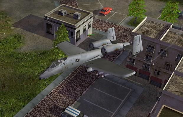 USA A10