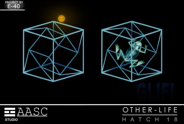 Frog & hypercube - will it blend?