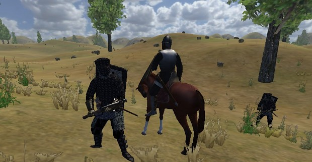 Initial Screenshots