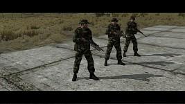 SAF New Screenshots