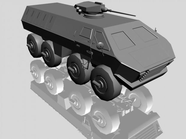 Vehicle Lazar (WIP)