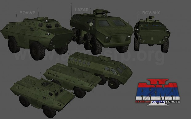 Vehicles!