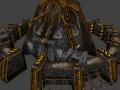 Iron Warriors HQ (Textured by LeonardGOOG)