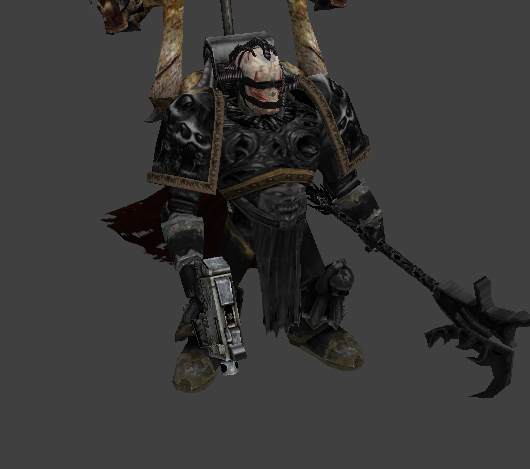 Sons of Terror Captain\Lord