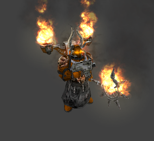 Sorcerer (The Pyre Warband)