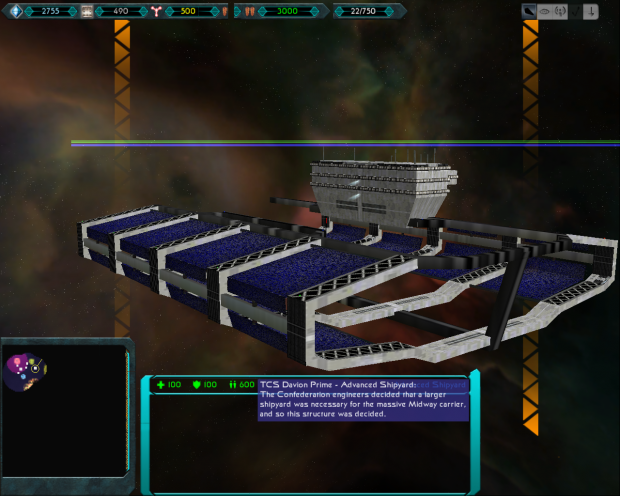 Advanced shipyard 2