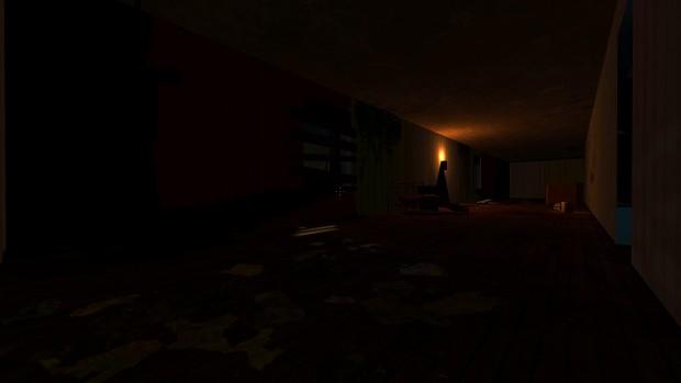 Progress on hallway