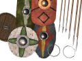 Sweboz Weapons