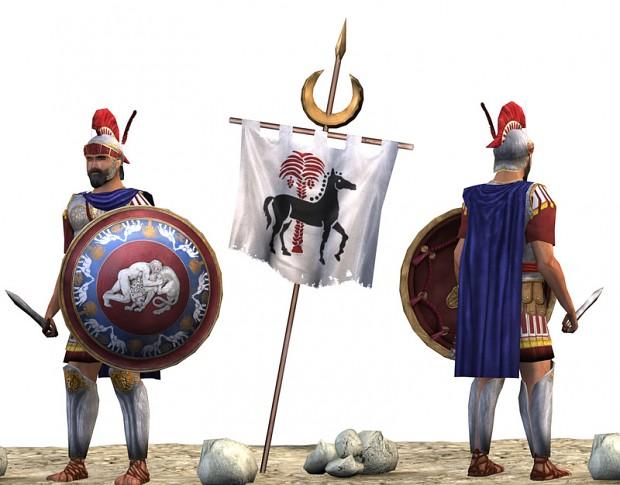 Carthaginian General Model