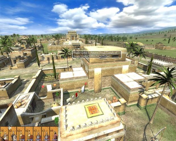 New Punic town by Ariovistus Suebus