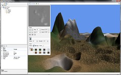 Ruins of Hill Deep Editor and Terrain Toolbox