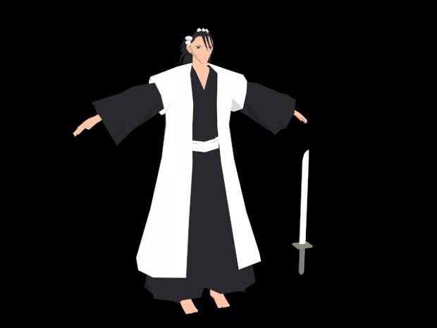 Byakuya update
