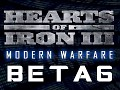 Hearts of Iron III: Modern Warfare Beta 6 (Hearts of Iron III: Their Finest Hour)